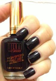 milani high speed fast dry nail lacquer review u0026 giveaway