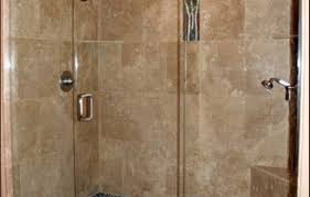 bathroom half wall tile ideas small half bathroom tile cool