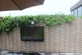 Build Outdoor Tv Cabinet Outdoor Projector Enclosures Weatherproof Outdoor Tv Enclosures