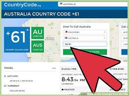 us 3 digit area code 4 ways to call australia from the usa wikihow