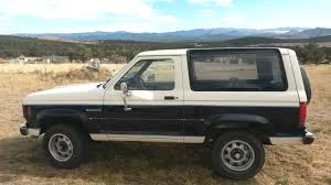 3 200 barn bronco 1987 ford bronco ii