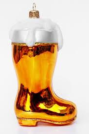 german boot glass ornament germansteins