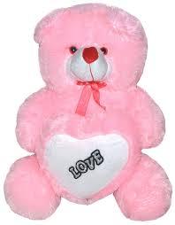 big size love heart teddy bear teddy bear collections rs 369