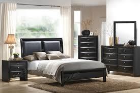 platinum silver 4pc queen bedroom set w faux alligator leather
