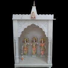 Marble Temple Home Decoration Marble Handicraft Product Marble Temple Manufacturer From Udaipur