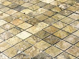 scabos 2x4 rhomboid diamond tumbled cheap mosaic tiles