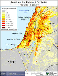 political map of israel israel palestine map series center for geographic analysis