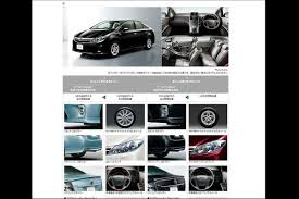 lexus hs 250h features toyota sai new dedicated hybrid sedan based on the lexus hs 250h