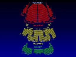 palace theatre interactive 3 d broadway seating chart annie