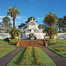 Botanical Garden Golden Gate Park Golden Gate Park Weekender Via Magazine