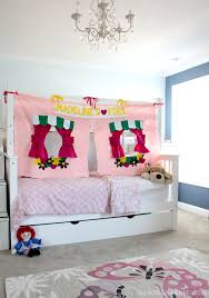 Bunk Bed Fort Bunk Bed Fort Diy The Sewing Rabbit