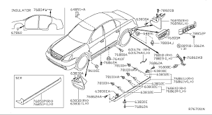nissan altima coupe accessories 2012 2004 nissan altima sedan oem parts nissan usa estore
