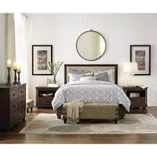 Shoal Creek Bedroom Furniture Sauder Furniture Decor The Home Depot
