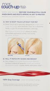 amazon com clairol nice u0027n easy root touch up 9 matches light