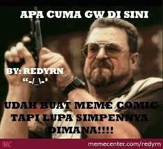 Buat Meme Comic - lupa simpen meme comic by redyrn meme center