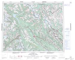 printable topographic map of golden 082n ab