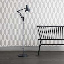 Anglepoise Floor Lamp Floor Standing Lamp Contemporary Aluminum Cast Iron Type