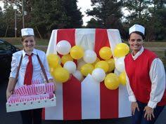Trunks Halloween Costume Trunk Treat Popcorn Google Holidays Halloween