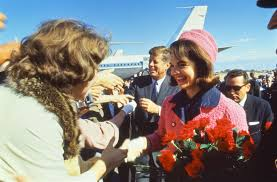 jfk assassination photos of and jackie kennedy in