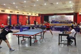 table tennis games tournament delhi olympic games 2015 table tennis tournament receives more than
