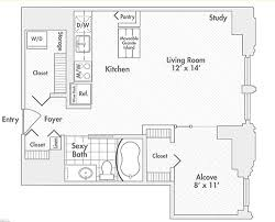 chicago union station floor plan apartments for rent in chicago randolph tower city apartments