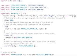 rxjs tutorial github dan abramov on twitter neat redux observable exle with rxjs 5