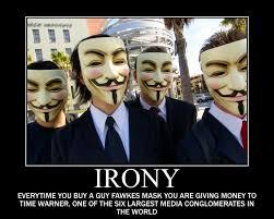 Guy Fawkes Mask Meme - wears mask says in anon meme google search cossack pinterest