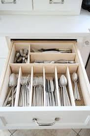 kitchen drawer organization ideas 10 diy kitchen timeless design ideas 5 drawer dividers junk