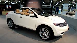 suv nissan 2013 2012 nissan murano cross cabriolet convertable exterior and