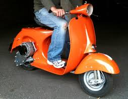 soyachips u0027 electric vespa aeva forums