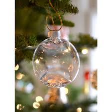 clear oval ornament 83mm 2610 63 craftoutlet
