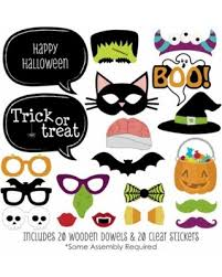 photo booth props for sale great deal on trick or treat party photo booth props