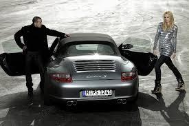 Franziska Knuppe Barnaby Metschurat For Porsche Bernhard