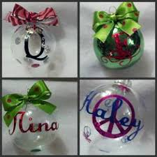 Christmas Ornaments With Initials Mr U0026 Mrs Custom First Christmas Wedding Holiday Glass By Rychei