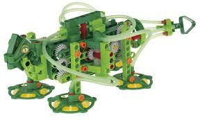 amazon com thames kosmos geckobot wall climbing robot toys games