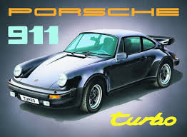 Porsche 911 Tin Signs Metal Signs Sold At Abposters Com