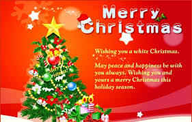 lovely messages for ur loved ones merry