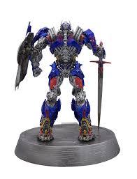 amazon com transformers licensed statue phone dock optimus prime