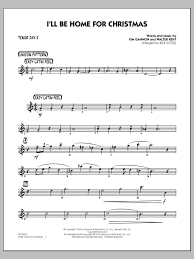i ll be home for tenor sax 2 sheet at