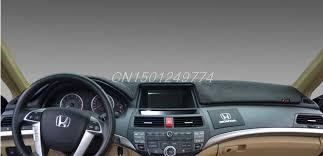 2010 honda accord crosstour accessories car dashboard covers instrument platform pad car accessories