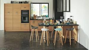 modele de cuisine en bois cuisine en bois quel modèle choisir côté maison