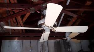 emerson casablanca classic ceiling fan cat no cf 529 youtube