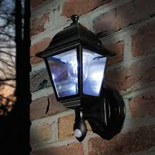Front Door Light Fixtures by Motion Lights At Your Front Door Enhance Beauty And Security