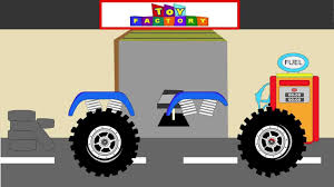 monster jam truck videos monster trucks videos truck for children video haunted house crypt
