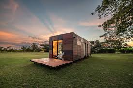 prefab housing inhabitat green design innovation earthy modular vimob home can be erected in even the most hard to reach locations