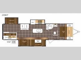 lacrosse rv floor plans prime time lacrosse travel trailers general rv