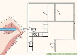 design blueprints how to draw blueprints for a house 9 steps with pictures