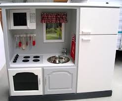 play kitchen from furniture convert tv cabinets into state of the play kitchens curbly