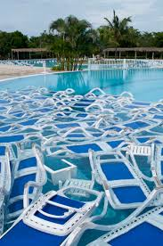 How To Clean Outdoor Chairs How To Prepare Your Pool And Yard Before A Storm