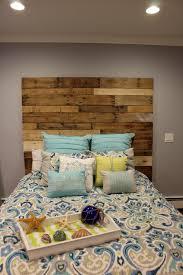 Wood Pallet Headboard Wooden Pallet Headboard Design Pallet Furniture Plans